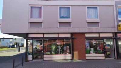 Trier Ladenlokale, Ladenflächen