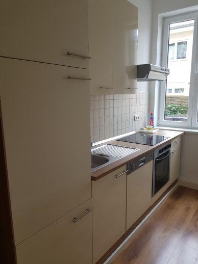 sehr schöne 1 Zimmer Wohnung mit Einbauküche