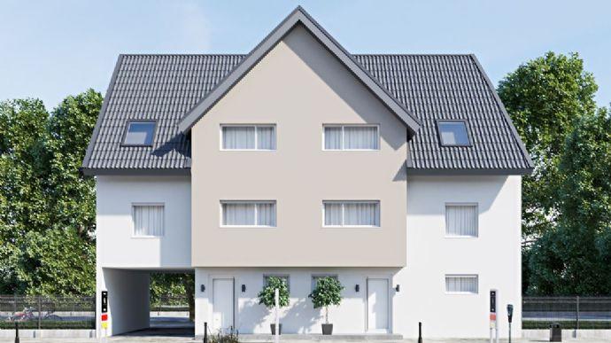 Ihr neues Zuhause im Ortskern von Heidelsheim - Projektierte Doppelhaushälfte Haus Nr. 2