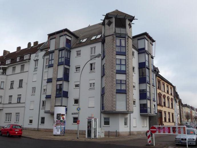 renovierte 1 ZKB Mietwohnung im Erdgeschoss