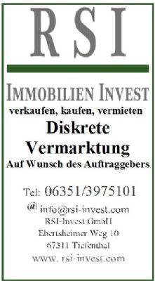 Viernheim Renditeobjekte, Mehrfamilienhäuser, Geschäftshäuser, Kapitalanlage