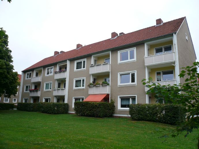 3-Zimmer-Wohnung in Bückeburg zu vermieten