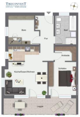 Tapfheim Wohnungen, Tapfheim Wohnung mieten