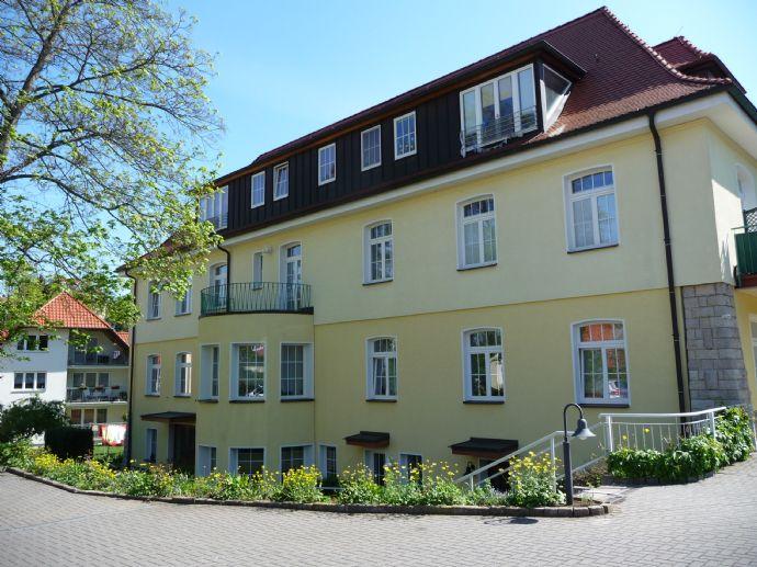 2-Raum-Wohnung in bester Wohnlage von Sangerhausen