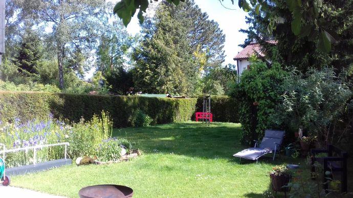 Schönes Einfamilienkettenhaus mit sehr großem Garten in ruhiger Waldperlacher Toplage