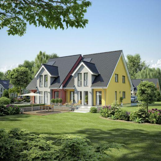 Projektiertes Haus oder Grundstück zur freien Verfügung