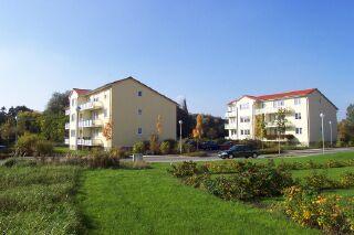 2-Raum-Wohnung im Wohnpark Prohn (62m²)