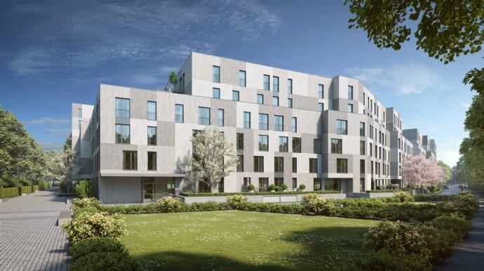 Terrasse und Garten inklusive: Gut geschnittene 2 Zimmer-Wohnung - NEU in Obermenzing (301)