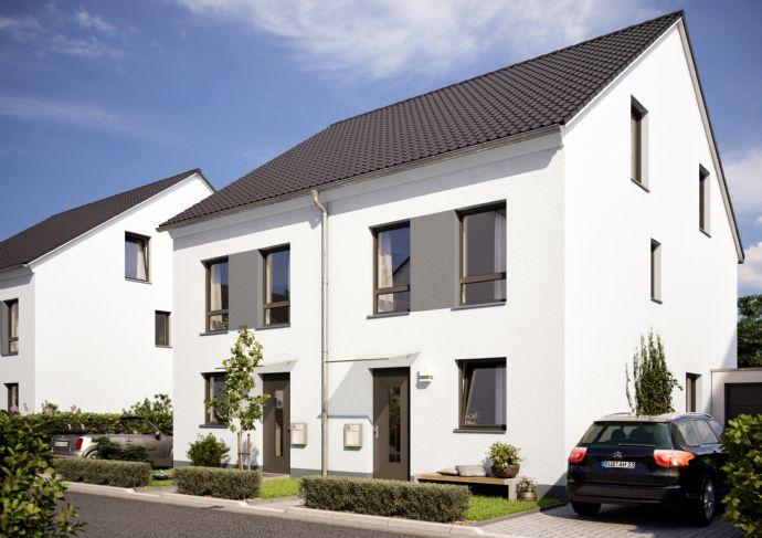Attraktive KfW 55 â Doppelhäuser in Uetze