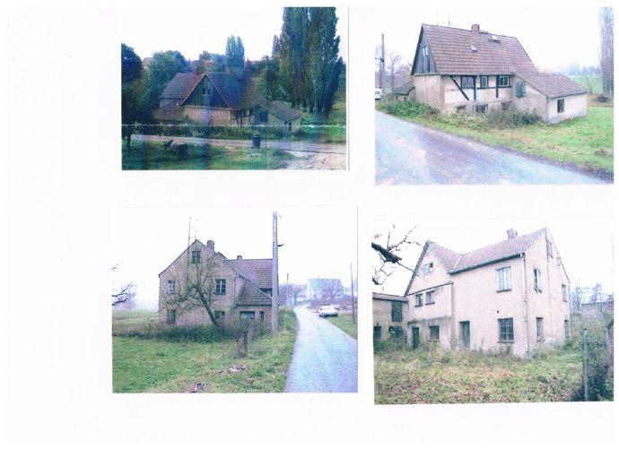 Haus in idyllischer, ländlicher Lage i. Thüringen