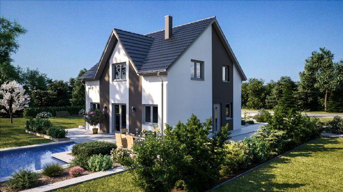 Modernstes Einfamilienhaus KfW 40!!!  inkl. Grundstück