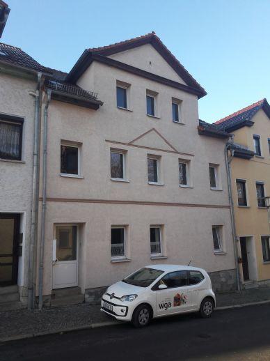 Mehrfamilienhaus in der Bergstraße (bis 30.09.2020)