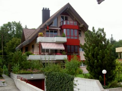 Thun-Lerchenfeld Garage, Thun-Lerchenfeld Stellplatz