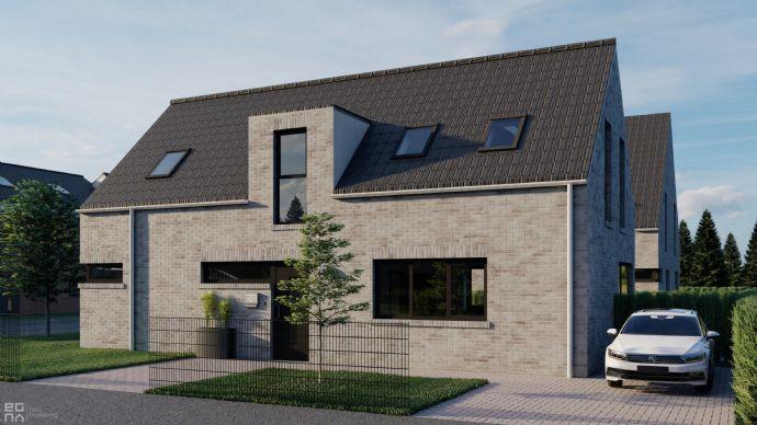 Neubau Einfamilienhaus in Sackgassenlage