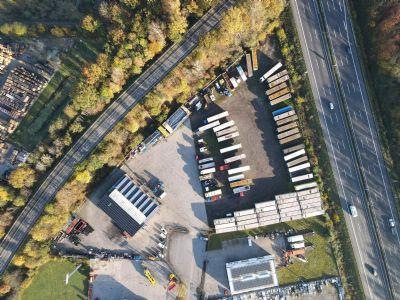Großes Grundstück direkt an der A1 in Bakum/Harme mit Wunschbebauung