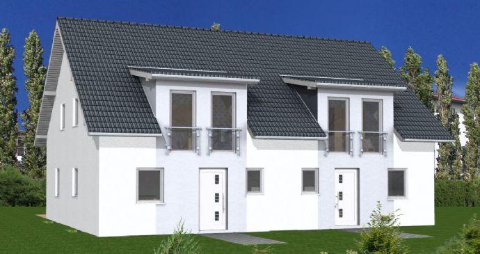 Neubau-Doppelhaushälfte im Herzen von Trebur