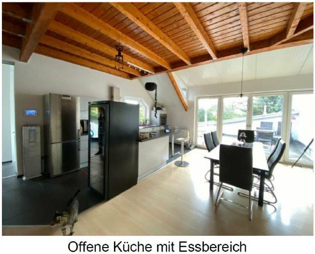 Exclusive großzügige Maisonette-Wohnung in ruhiger Lage von Saarlouis-Steinrausch