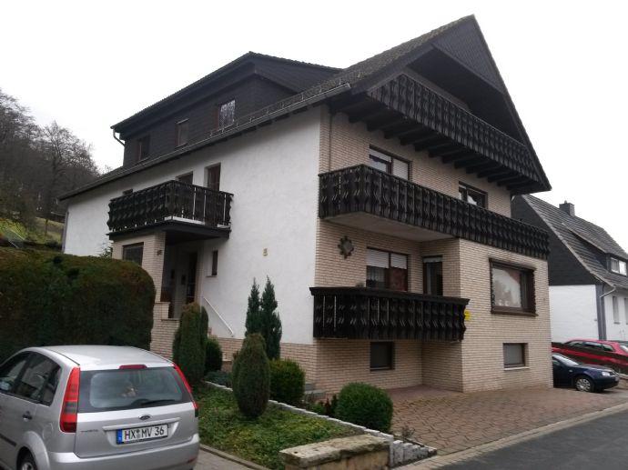 Frisch renoviertes, helles, harmonisches Zuhause in ruhiger Siedlung am Wald! 4 Zimmer + Balkone;