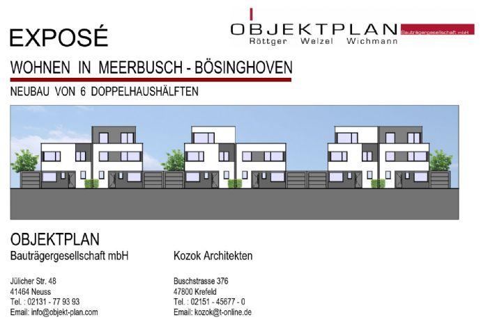 Haus kaufen in Meerbusch Ossum Bösinghoven