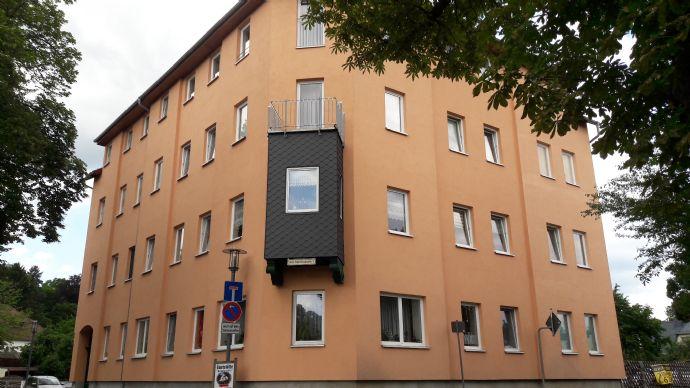 Schönes einzelstehendes Mehrfamilienhaus in Pößneck zu verkaufen.