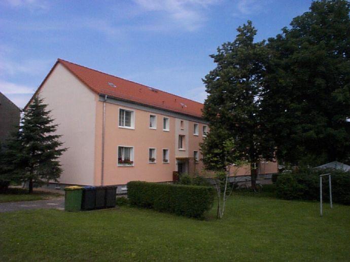 Bezugsfertig sanierte 2-Raum-Wohnung