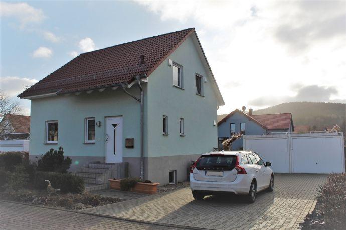 Familienfreundliches Einfamilienhaus mit schönem Garten in Gräfenhain