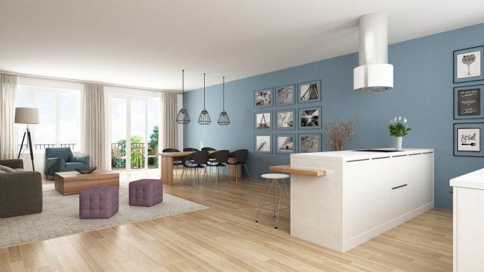 PROVISIONSFREI FÜR DEN KÄUFER - Helle 4 Zimmer Maisonette Wohnung