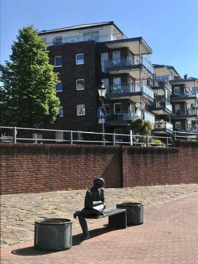 Traumhafte Penthousewohnung direkt am Rhein