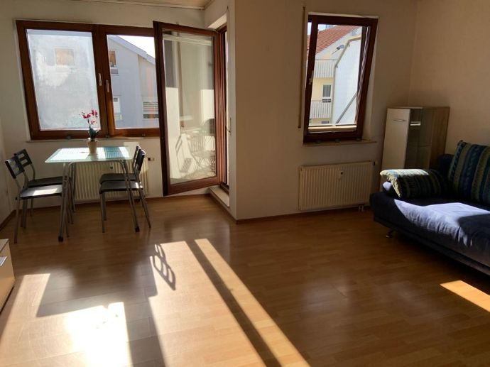 Möbliertes 1-Zimmer Appartment