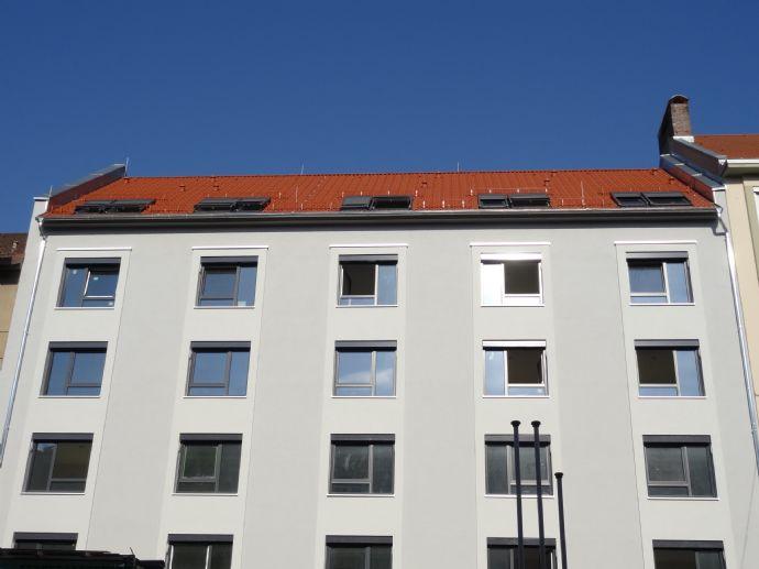 Nur für Studenten/Azubis/Schüler: Neubau E8 - hochwertig möbliertes Apartment mitten in der City!