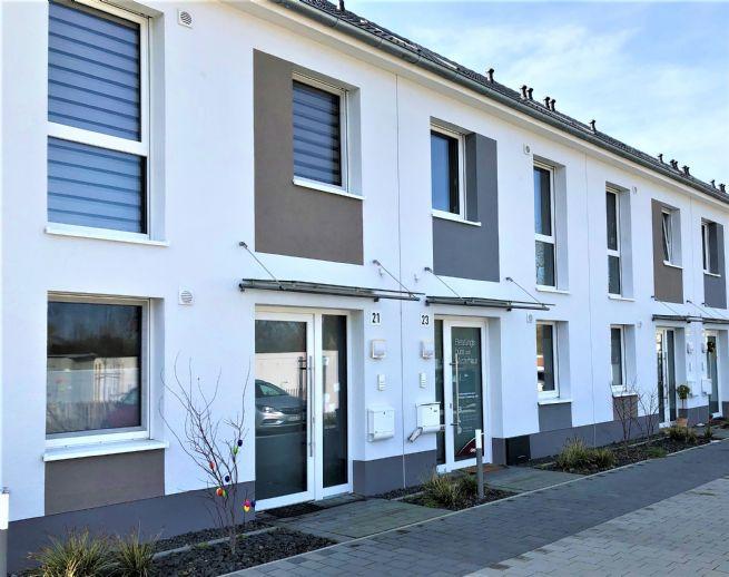 Modernes Reihenmittelhaus in Ranstadt (KfW55-Standart)
