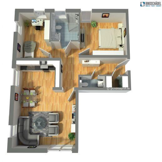 Hochwertiges Wohnen in Weingarten - 3,5-Zimmerwohnung