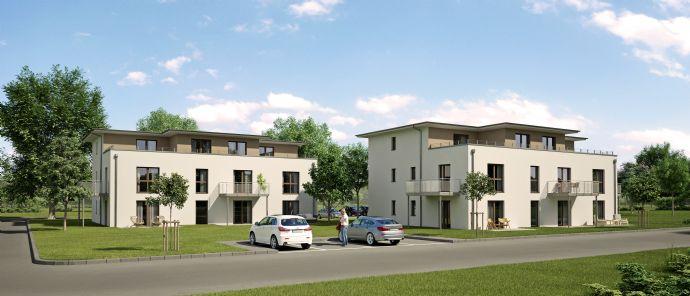 Energie-effiziente 3-Zimmer-Neubau-Wohnung mit Balkon (#6)
