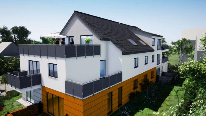 W4 - Neubau 3-Zimmer Terrassen-Wohnung mit ca. 98,74 m² in Lippstadt Cappel (Whg 4)