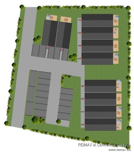 Baugrundstück für Reihenhaus in Agathenburg