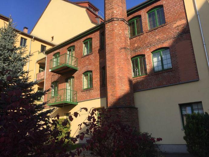 1 Raum Apartment im Stadtzentrum mit Balkon