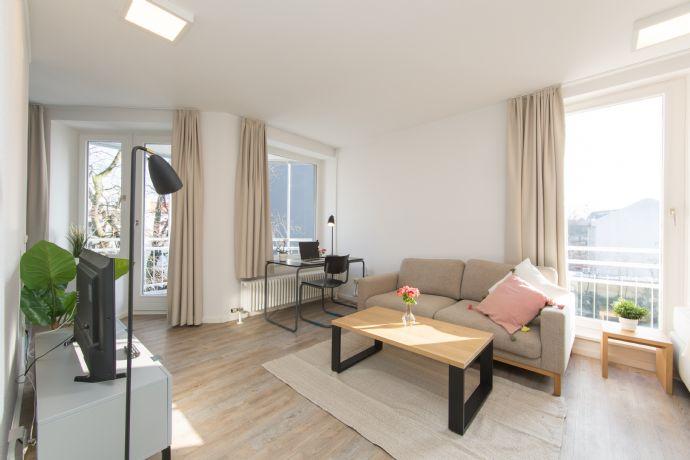 Möbliertes Apartment in ruhiger zentraler Lage