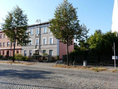 Mehrfamilienhaus + Baugrundstück in der Cottbusser Innenstadt  zu verkaufen !
