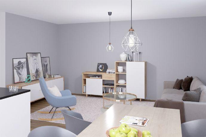 Komfortable Eigentumswohnung in Mannheim-Gartenstadt