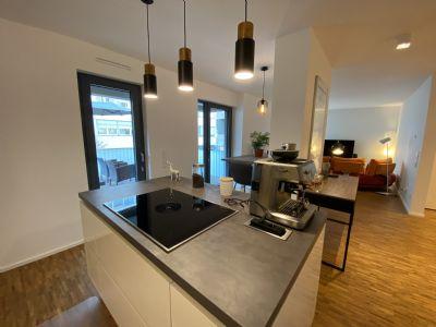 Erstbezug: exklusive 80 qm Wohnung Balkon-Sommertraum Top-Extras in Bestlage Stadtmitte