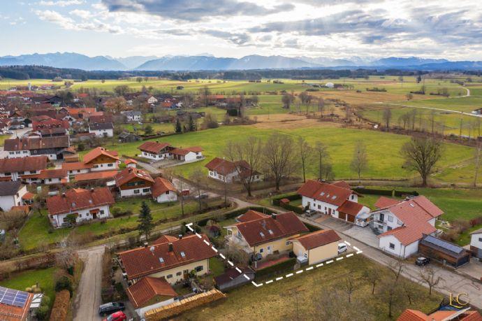 Großzügiges Familiendomizil mit Pool in ruhiger und idyllischer Lage - Eberfing bei Weilheim i.OB