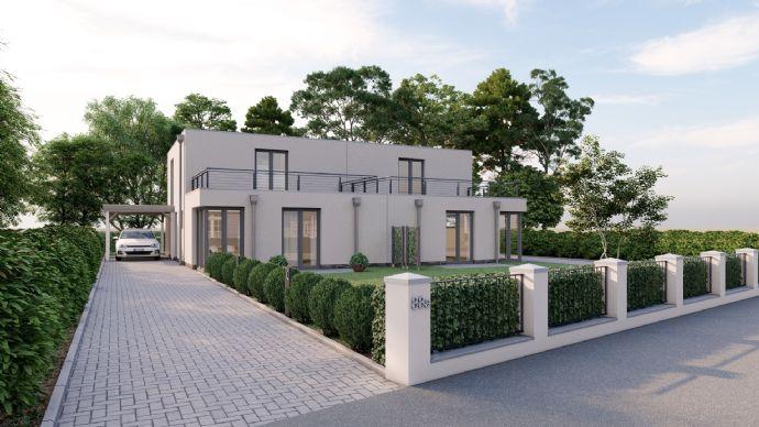 KFW55 - Exklusive Doppelhaushälfte in beliebter Wohnlage