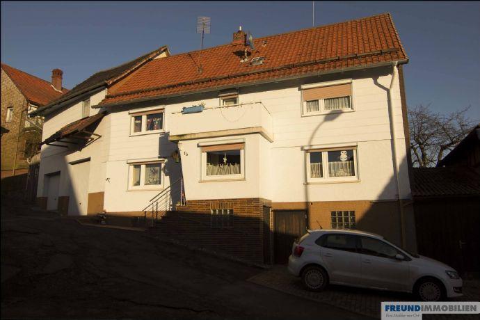 Einfamilienhaus in sehr gutem Zustand in der Ortsmitte von Neukirchen-Seigertshausen