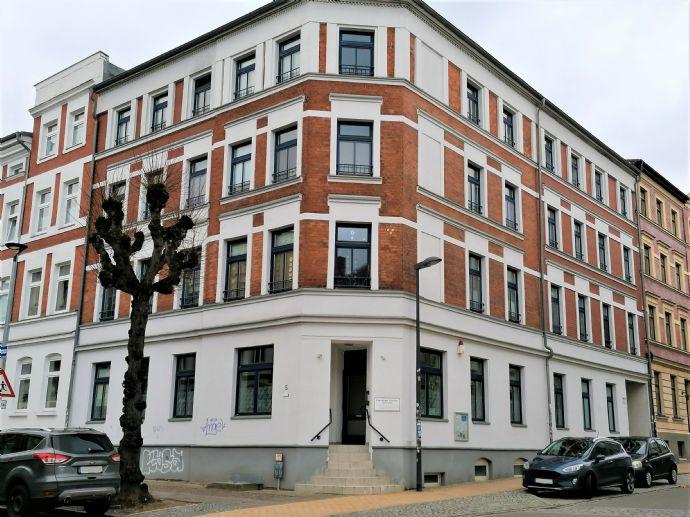Kapitalanleger aufgepasst! Attraktives Mehrfamilienhaus im Herzen von Schwerin