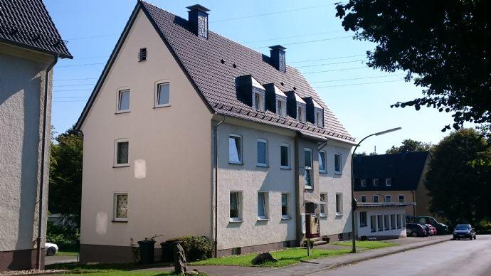 Schicke Dachgeschosswohnung im Mescheder Norden