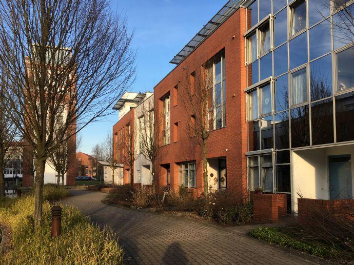 Betreutes Wohnen: Schöne 2-Zimmer-Erdgeschosswohnung in Nordhorn!