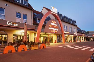 Zirndorf Ladenlokale, Ladenflächen