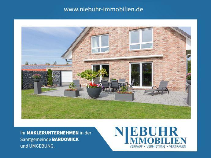 Exklusives Einfamilienhaus in Adendorf sucht