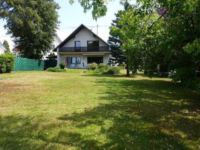 Freistehendes Einfamilienhaus in Niederlosheim in ruhiger Lage