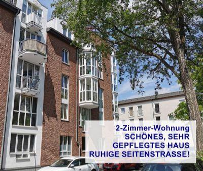 KÖLN-EHRENFELD - RUHIGE 2-Zimmer-WOHNUNG. ERDGESCHOSS !